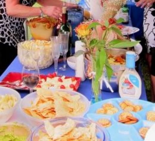 Diy Wedding Food: DIY Wedding Food Ideas On A Budget