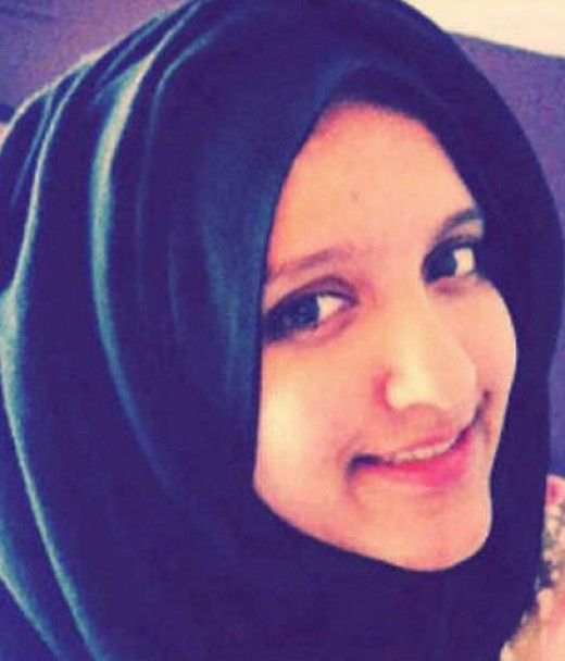 A Scottish woman now with ISIS