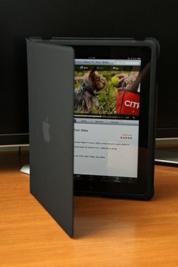 iPad-With Case