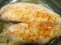 baked tilapia picture
