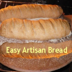 Picture Journey of Artisan Bread Making