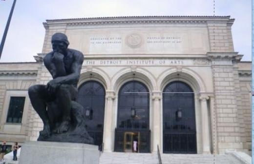 Detroit Institute of Arts, Detroit MI