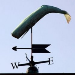 Classic Copper Weathervanes: The Original Wind Tracker
