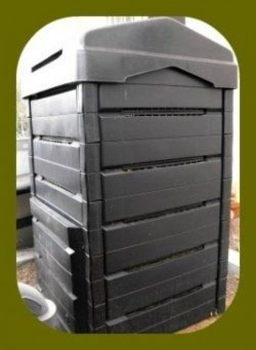 tower compost bin