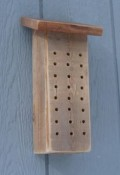 Mason Bee House Plans: How To Make A Bee House