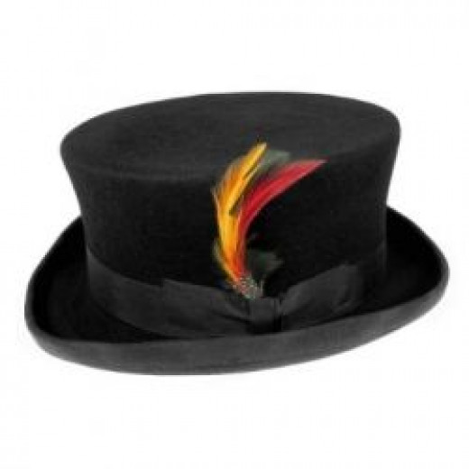 Dead Man Top Hat