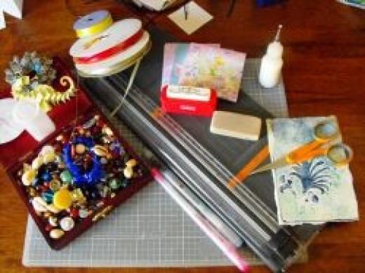 handmade card business