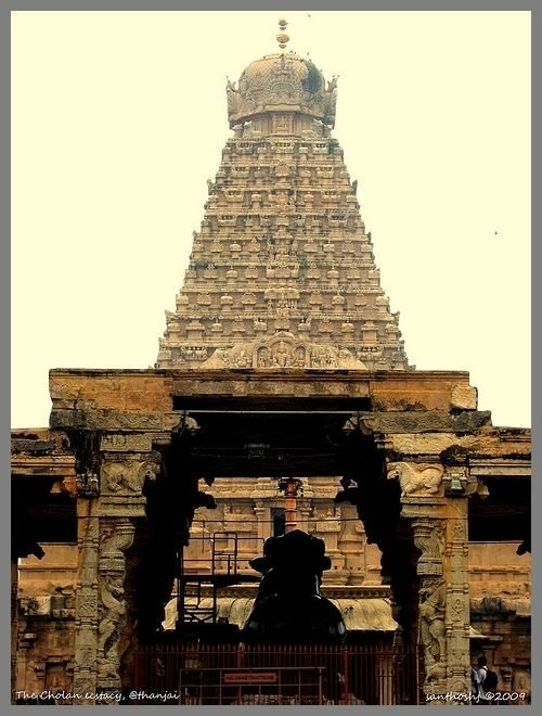 The Cholan Ecstasy - Big Temple