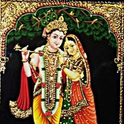 Tanjore Paintings - Classic Art Painting