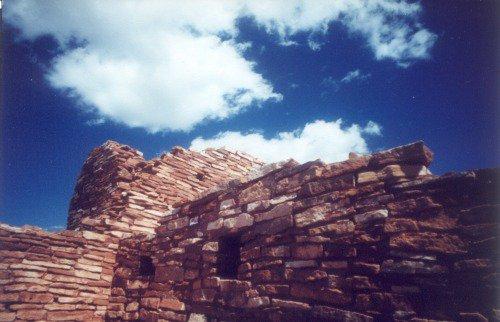 More Wupatki Ruins.
