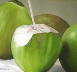 Aaaaaaah - Refreshing Coconut Water
