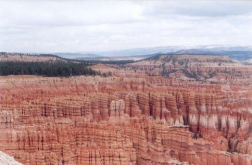 Bryce Canyon. Lots and lots and LOTS of hoodoos!