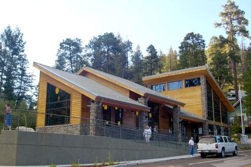 Community Center in Summerhaven.