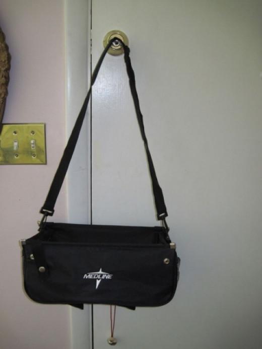 Detachable Storage Bag Under the Seat