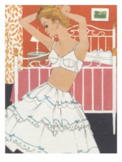 Cotton Petticoats, Slips and Pettipants