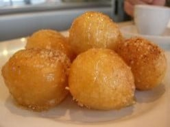 Loukoumades: Greek Epiphany Sweets