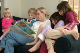 Read to a Child on Dr. Seuss's Birthday!
