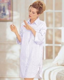 Flannel Nightshirt