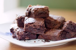 Fancy Up Your Fat-Free Brownies - Decadent Chocolate Desserts