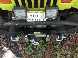 Tuff Stuff Winch