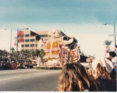 Rose Parade 1988