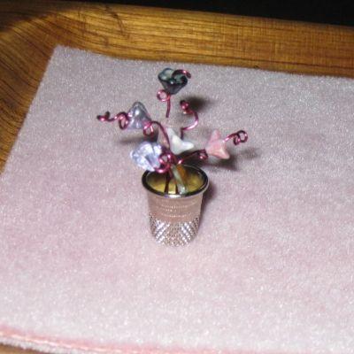 Arrange the Flower Stems