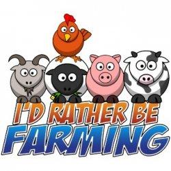Online Farm Games, I'd Rather be Farming