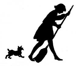 Sweeping. Ah, yes.