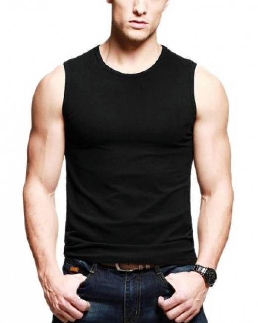 A-Shirt Tank Top For Men
