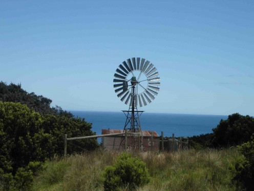 The Aussie Windmill
