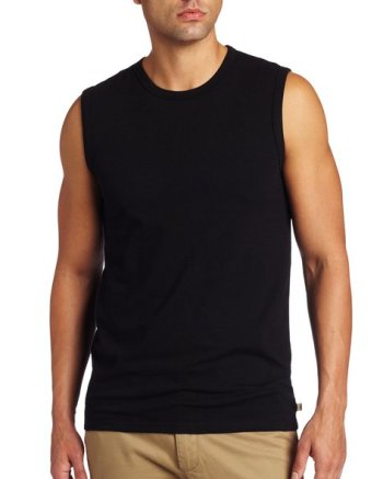 Sleeveless T-shirt Tank Top For Men