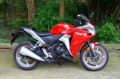 Honda CBR250R Motorcycle Review