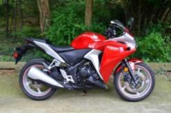 Honda CBR250R Motorcycle Review