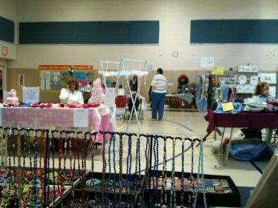 A craft fair with no customers can be a lonely place. Choose holiday bazaars wisely.