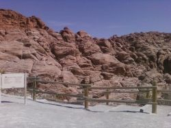 Calico Hills -- Red Rock Canyon National Conservation Area