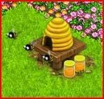 Making Honey in Country Life Facebook Game
