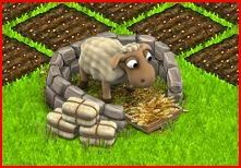 Making Wool in Country Life Facebook Game
