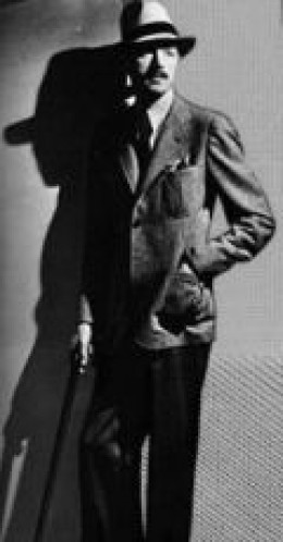 Dasiell Hammett, the author