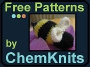 Free Patterns by ChemKnits