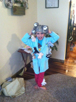 Crazy Cat Lady Costume- Just Add Cats
