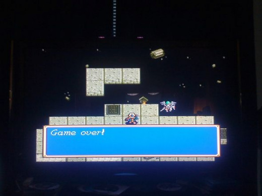 End of Shining Force Game