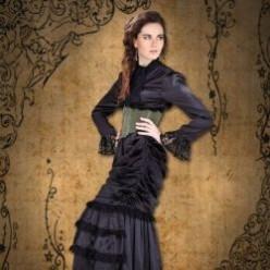 Steampunk Style Halloween Dresses