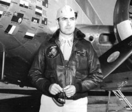 Tyrone in Air Force Uniform