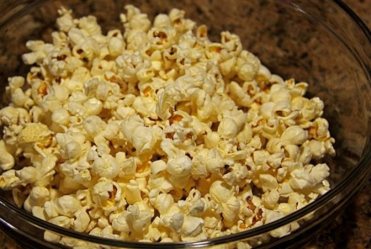 Ready for a bowl of hot, yummy popcorn?