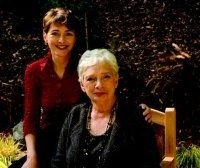 Authors Annie Barrows and Mary Ann Shaffer