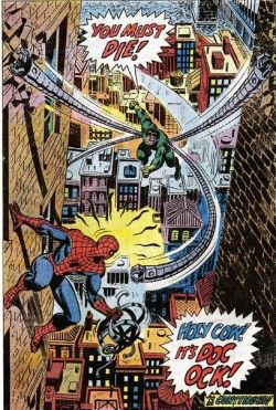 Dr. Octopus Spider-Man 112