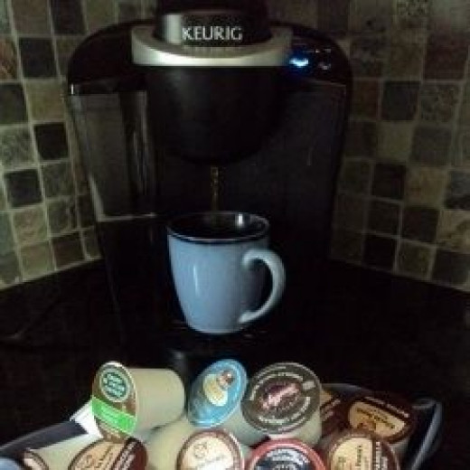 Love the Keurig!