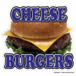 Best Cheeseburger Recipe ~ and Choose American vs. Swiss Cheese