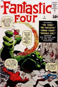 Fantastic Four 1