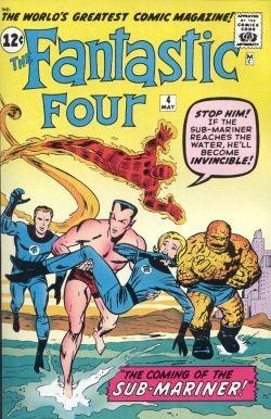 Fantastic Four No. 4